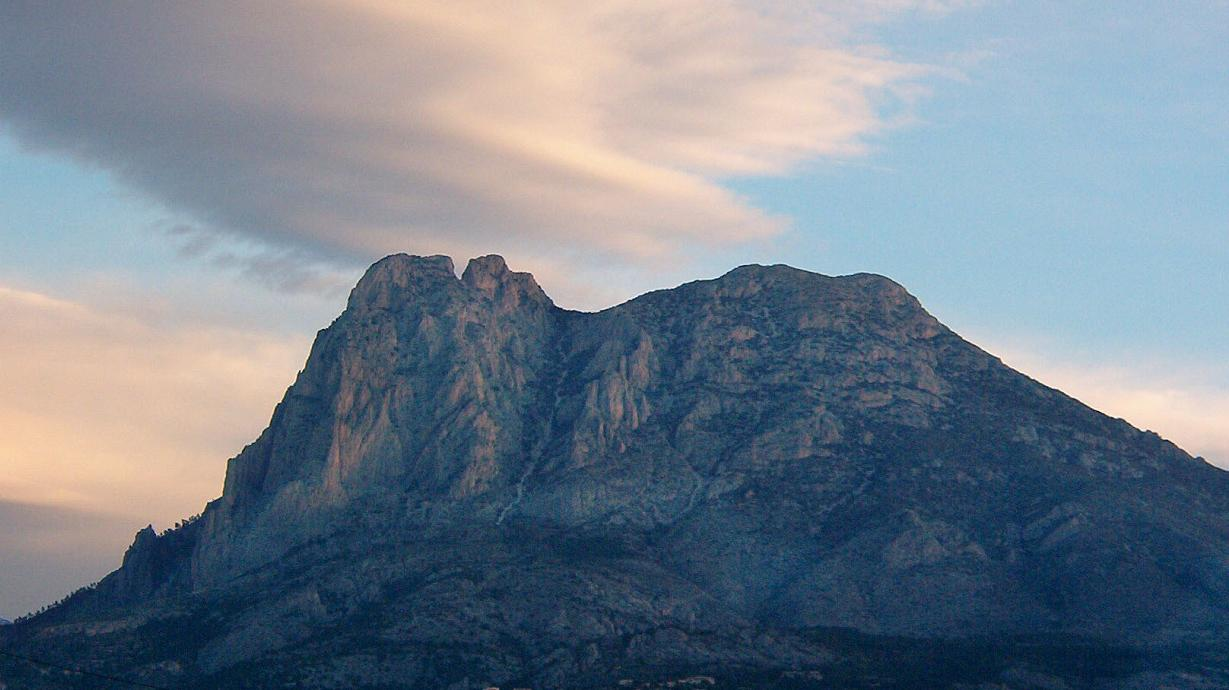de bijzondere berg