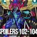 Liberados spoilers dos episódios 102-104 de Arc-V!