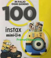 Logo Con Kinder e Ferrero vinci 100 fotocamere istantanee al giorno