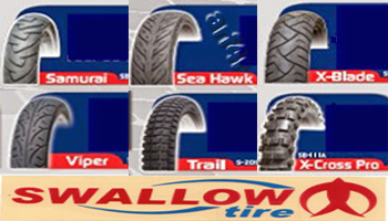 Harga Ban Motor Swallow Matic Tubeless
