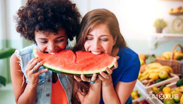 15 Manfaat Buah Semangka dan Bahaya Semangka Bagi Kesehatan Tubuh