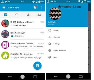 BBM Mod Beta Apk v2.9 NO LIMITED ACCESS [Clone]
