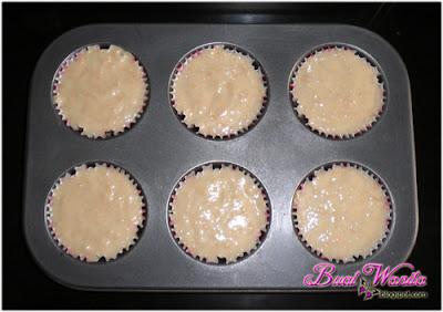 Resepi Muffin Nestum Horlick Sukatan Cawan. Cara Buat Muffin Nestum Horlick Gebu. Muffin Nestum Horlick Sedap Senang Simple