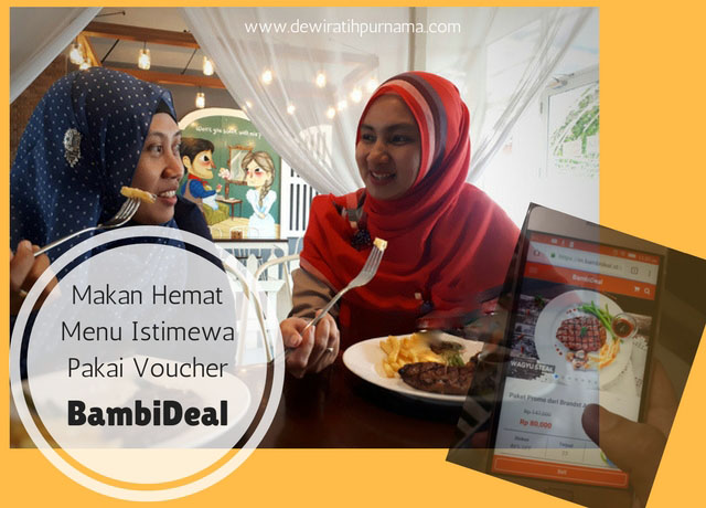 voucher bambi deal