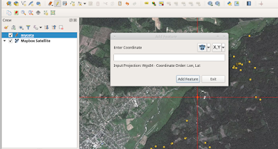 QGIS Lat Lon Tools new feature