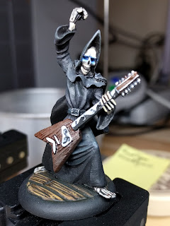 Death with Guitar