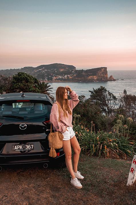 Lion in the Wild, Kiara King, travel blogger, Sydney, New South Wales, Sydney sunrise