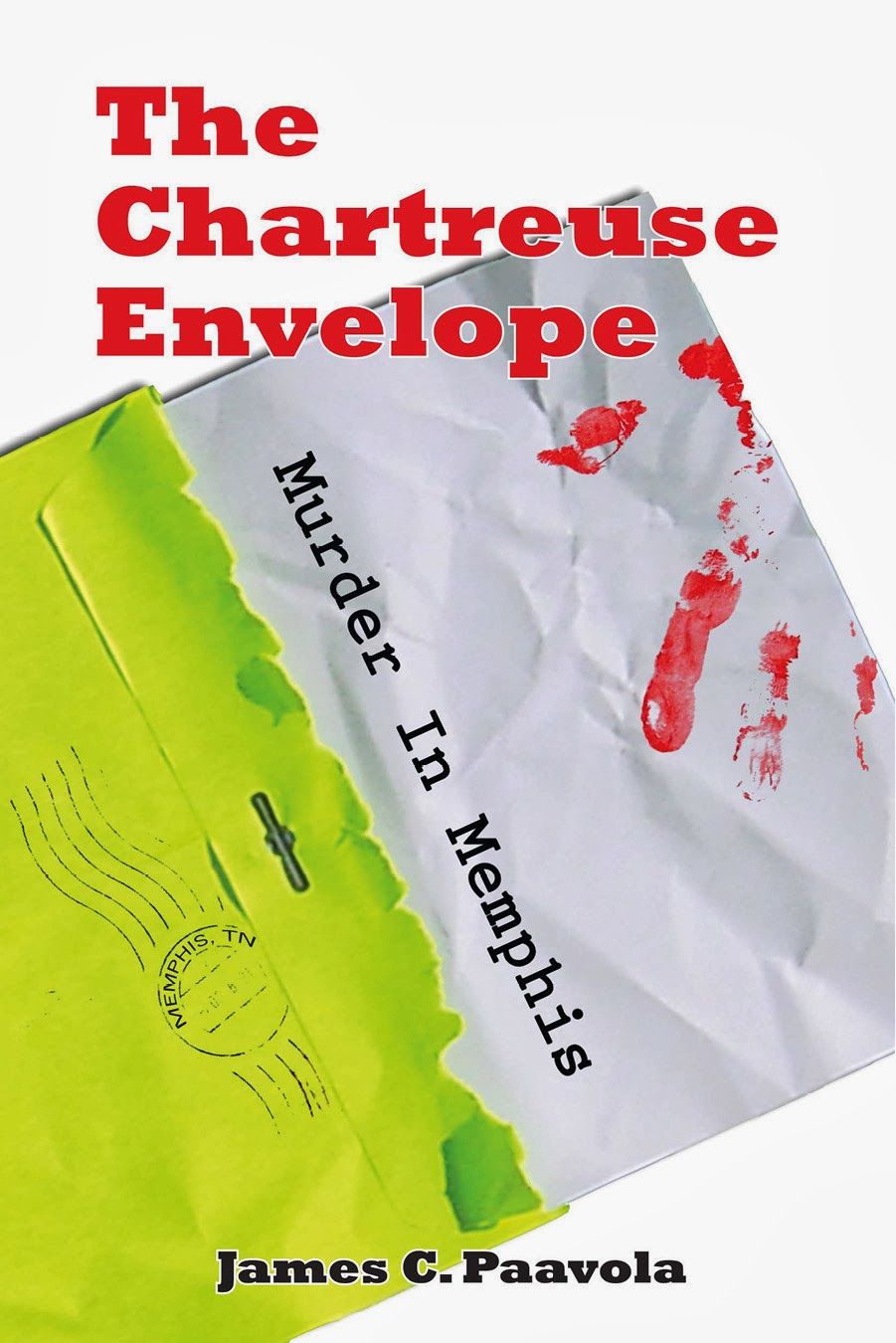 The Chartreuse Envelope: Murder In Memphis