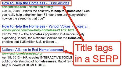 The Dos and Don'ts of Writing Title Tags for SEO