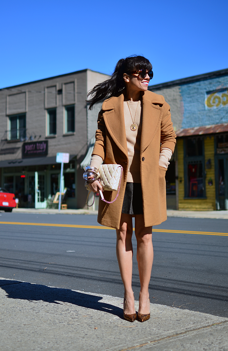 Earth tones street style