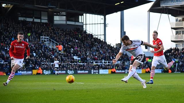 Prediksi Fulham vs Barnsley Sabtu, 23 Desember 2017