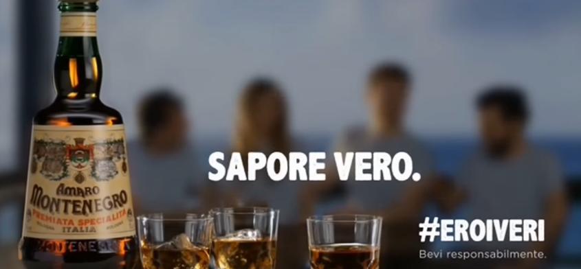 Canzone Amaro Montenegro pubblicità tartaruga - Musica spot Novembre 2016