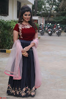 Actress Aathmika in lovely Maraoon Choli ¬  Exclusive Celebrities galleries 011.jpg