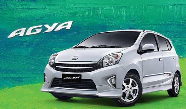 Astra Toyota Agya