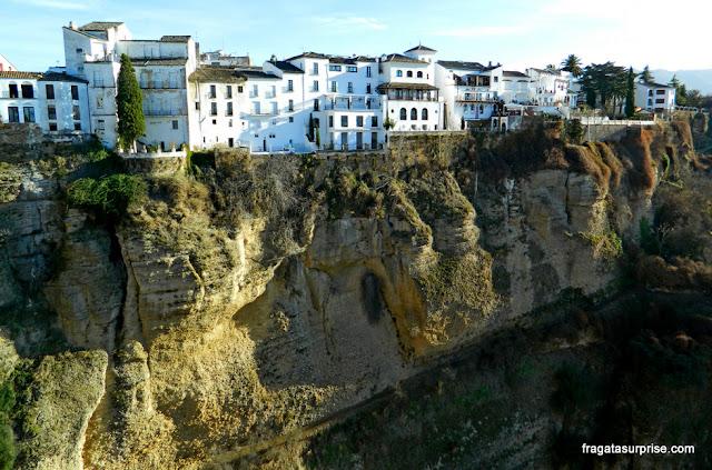 Bom destino de viagem para janeiro: Andaluzia