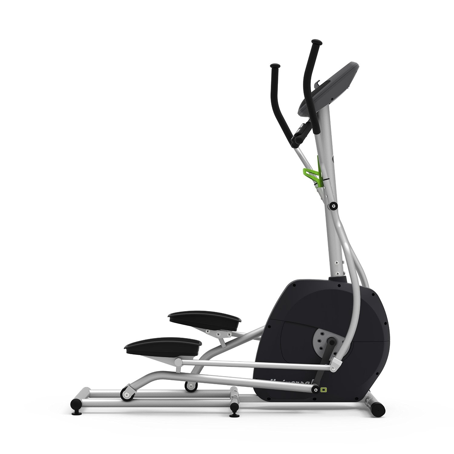 Health and fitness den universal e elliptical trainer