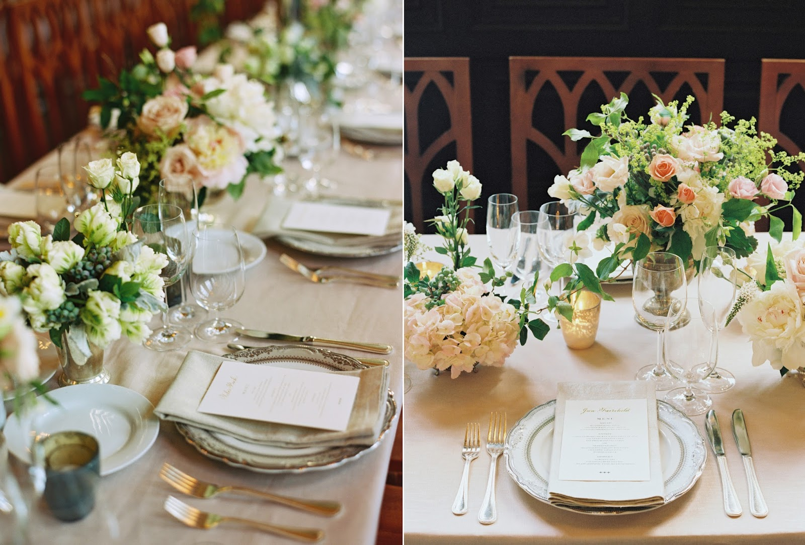 Martha Stewart Weddings: Charlotte Jenks Lewis Photography: Tiler And Robbie's