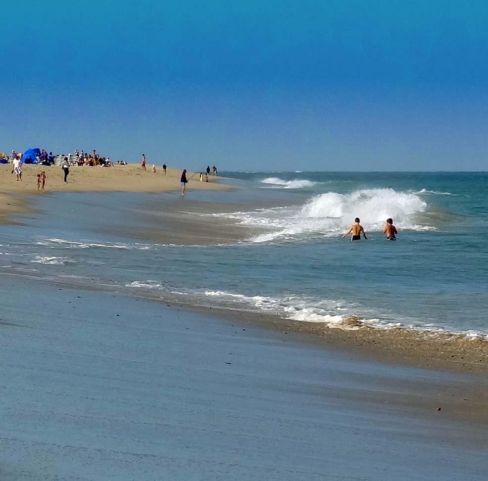 Cape Cod National Sea Shore: Joe's Retirement Blog: Orleans Nauset Beach, Cape Cod