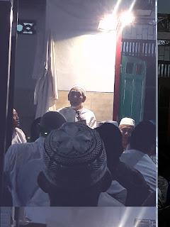 IPNU - IPPNU Kirig Halal Bihalal ke Rumah Mbah KH. Maimun Zubair Sarang