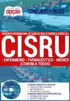 Apostila CISRU ENFERMEIRO, FARMACÊUTICO E MÉDICO