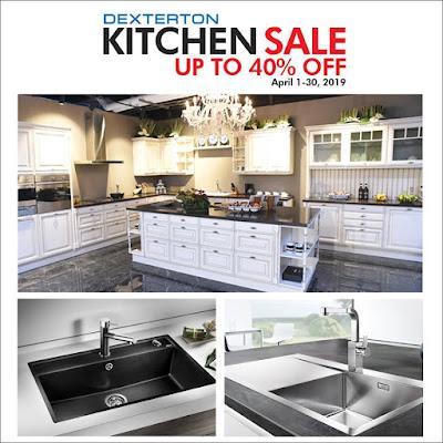 Dexterton Kitchen Sale