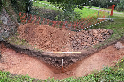 English Civil War defences found at Brandon Hill