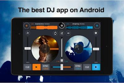 3 Aplikasi Dj Terbaik Android Wajib Coba