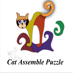 Cat Assemble Puzzle