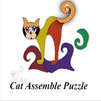 Cat Assemble Picture Puzzle Game