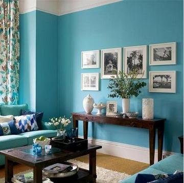 cmo decorar las paredes de la sala con cuadros y fotografas como decorar la sala