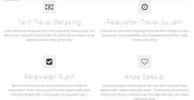 Pilihan tepat untuk Jasa Travel dan Rental Mobil di Malang di nahwa