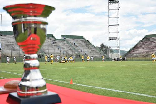 Los Infernales jugaron con Universitario en el Martearena