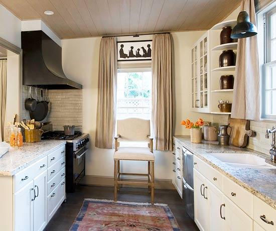 Elegant kitchen design by Eleanor Cummings