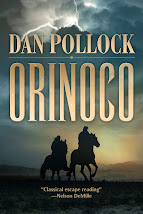 "<b>ORINOCO: ""classical escape reading...""<br> --Nelson DeMille</b>"