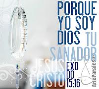 Sermón: Dios es nuestro sanador