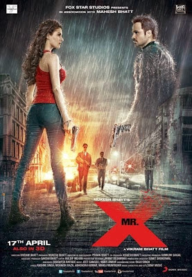 MR X 2015 Hindi DVDRip 480p 350mb ESub