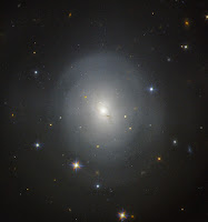 Elliptical Galaxy NGC 4993