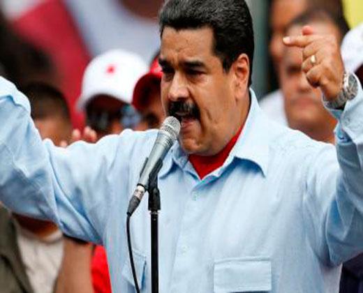 """Maduro a Almagro: """"Métase su Carta Democrática por donde le quepa"""""""