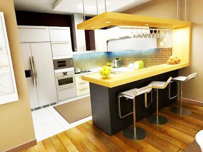 Cara Mengatasi Dapur Sempit dengan 7 Langkah Ini