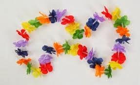 collares hawaianos para tus fiestas infantiles