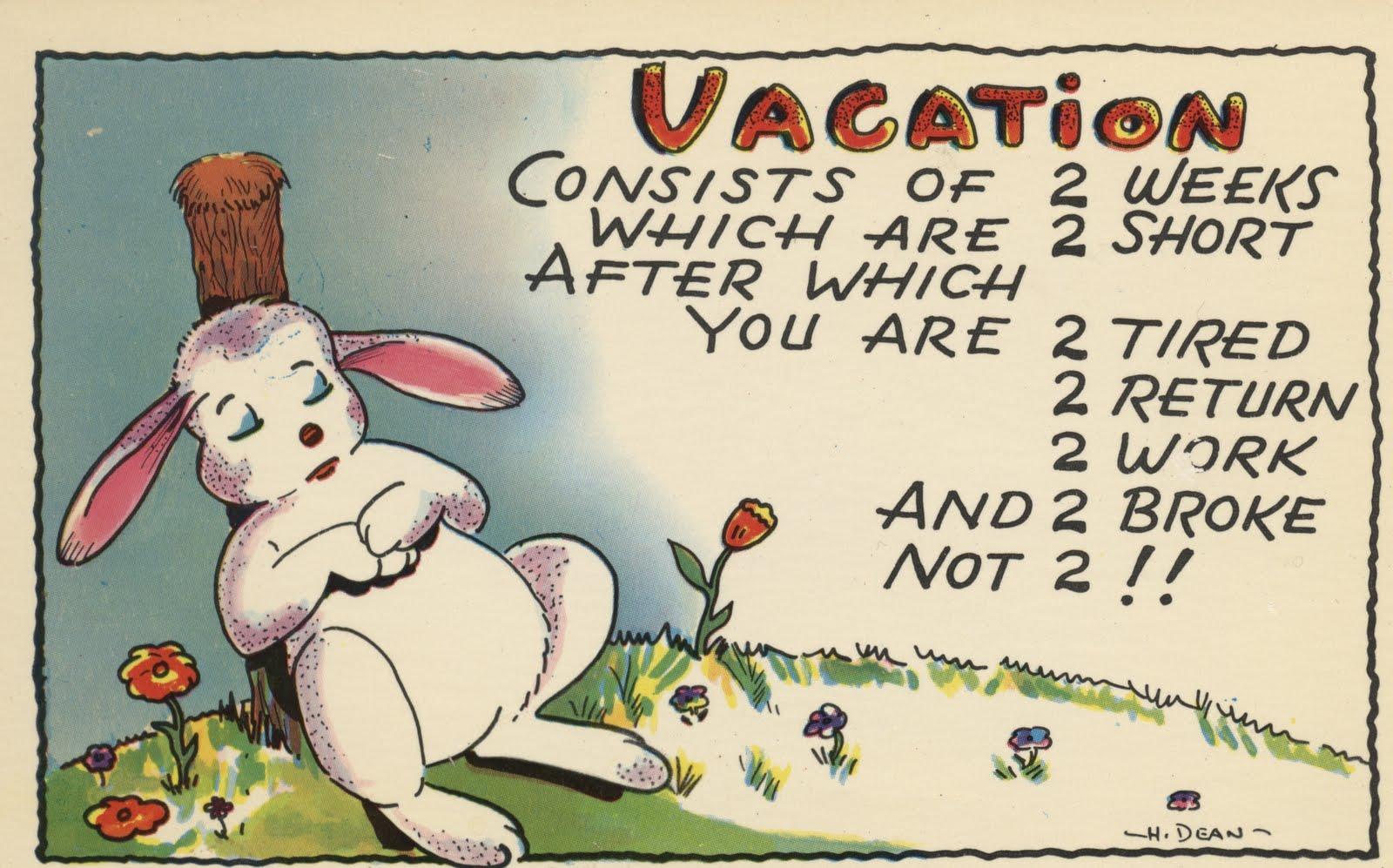 funny vacation clipart - photo #14
