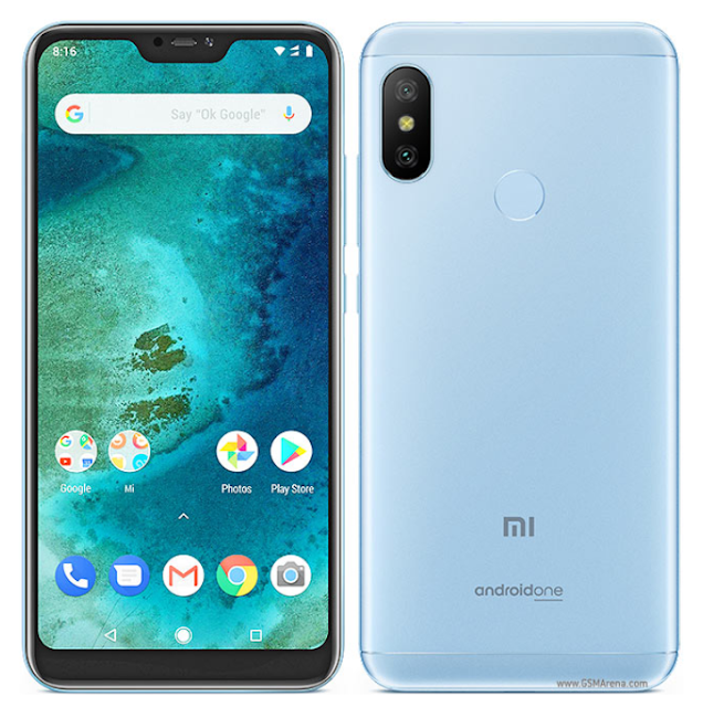 Xiaomi aadmi 6