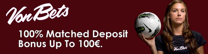 Vonbets bonus