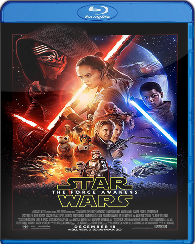 Star Wars. Episode VII: The Force Awakens [2015] [BD25 + Bonus] [Latino]