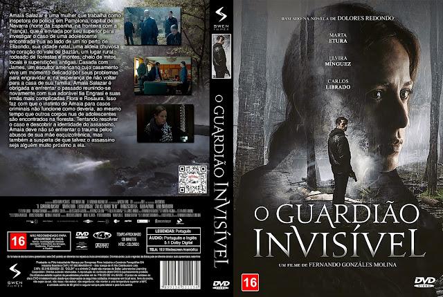 Capa DVD O Guardião Invisível [Custom]