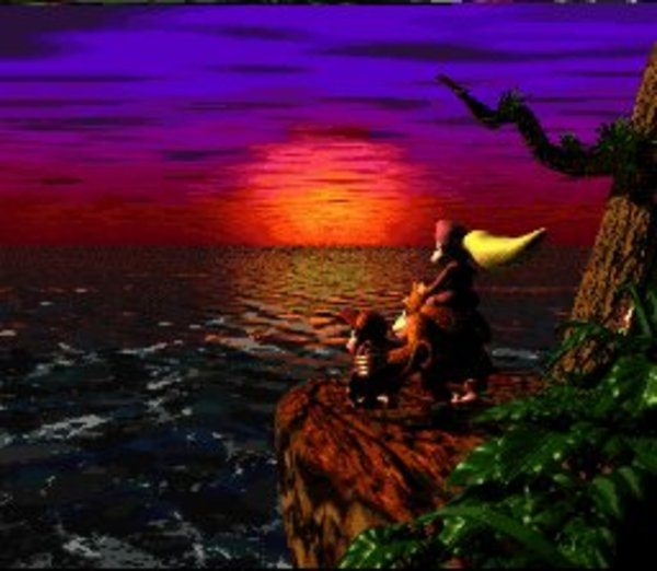 Donkey Kong Country 2: Diddy's Kong Quest(SNES e GBA)