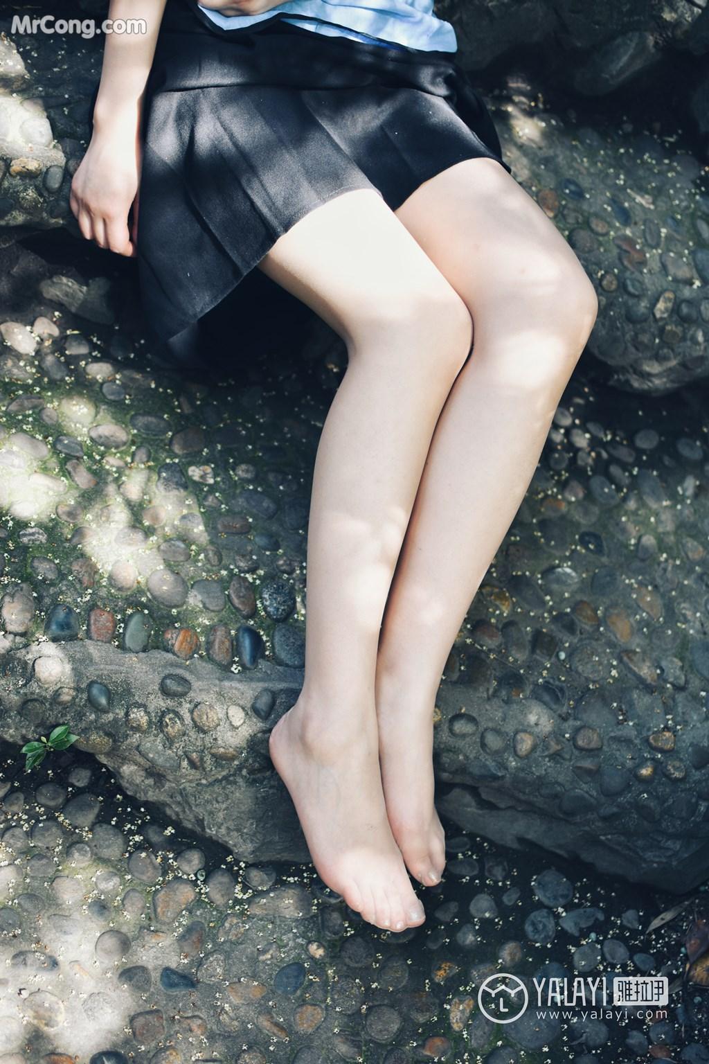 Image YALAYI-No.005-MrCong.com-006 in post YALAYI No.005: 叶肖肖 (53 ảnh)