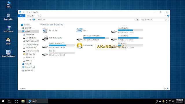 Download Windows 10 PE SE Live Disc by Hawk007