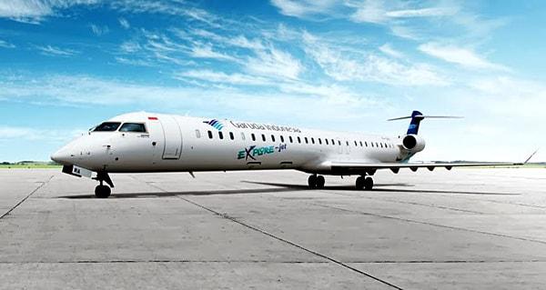 Bombardier CRJ-1000 Garuda Airlines
