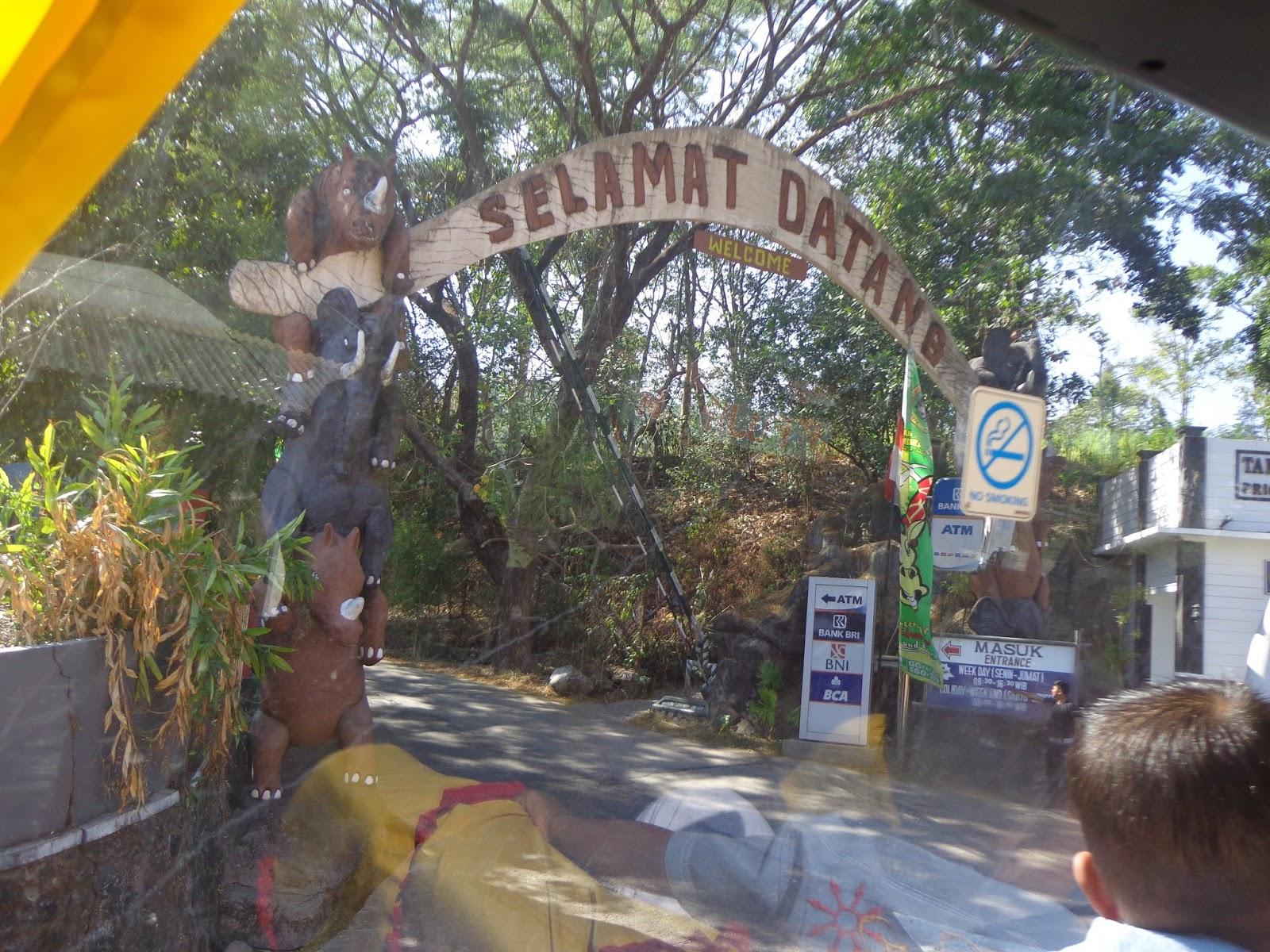 Taman Safari 2 Prigen Pasuruan Jawatimur Indonesia Andi Wimratani